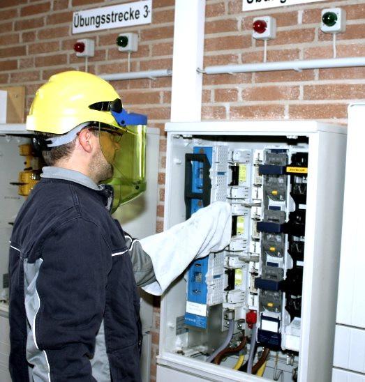 Schalten an elektrischen Anlagen bis 1 kV