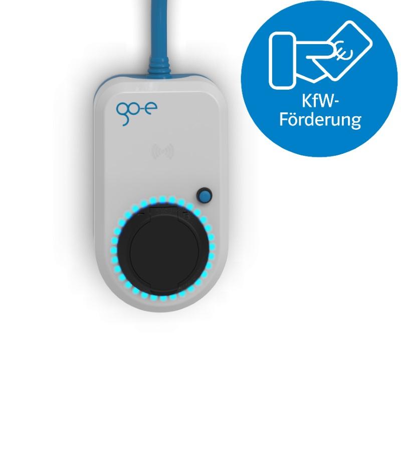 go-eCharger HOMEfix Wallbox (bis 11 kW) Förderung