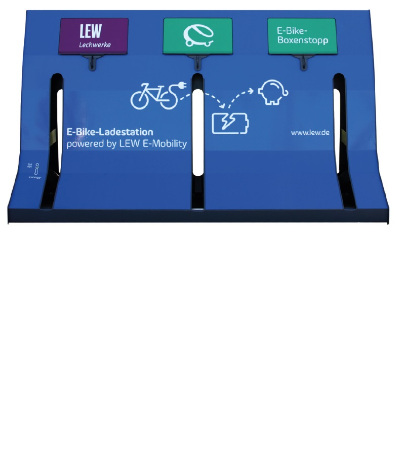 LEW E-Bike-Ladestation
