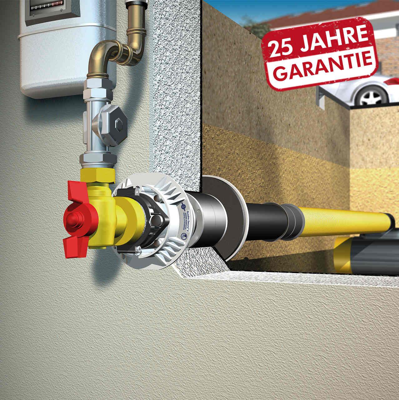 DOYMA Einsparte (Gas) Bauherrenpaket (mit Keller)