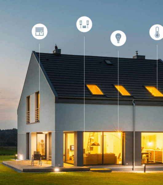 SmartFlix - Ihr maßgeschneidertes Smart Home System
