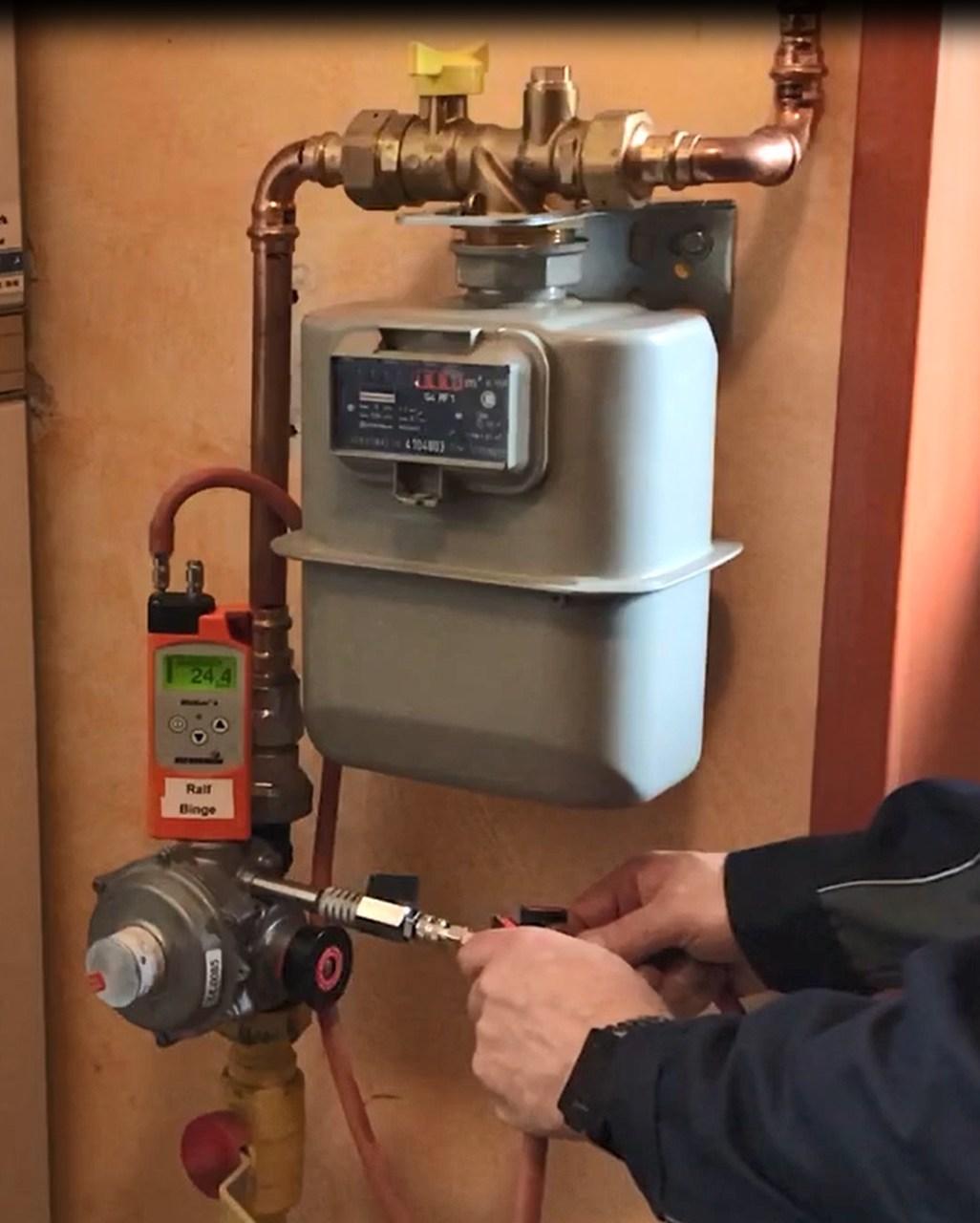 Einbau und Funktionsprüfung von Gas-Druckregelgeräten (Netzgebiet SH-Netz, HanseGas und Elbenergie)