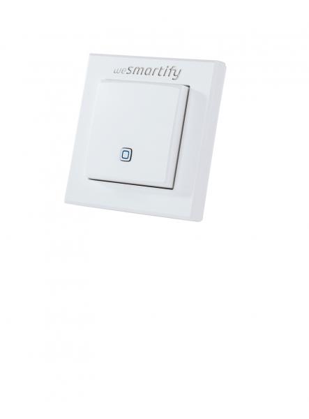 wesmartify Temperatur- und Luftfeuchtigkeitssensor